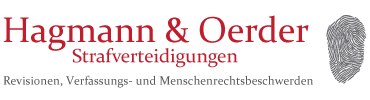 Hagmann und Oerder | Strafverteidiger Logo